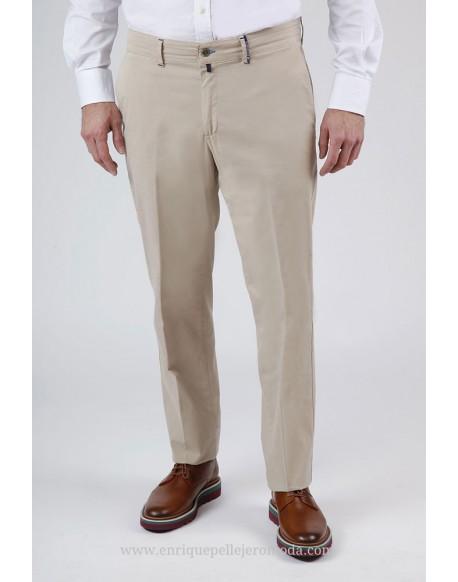 Pertegaz pantalón chino beige