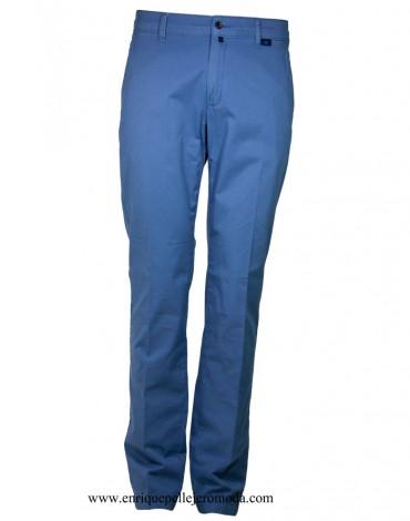 Pertegal pantalón chino azul