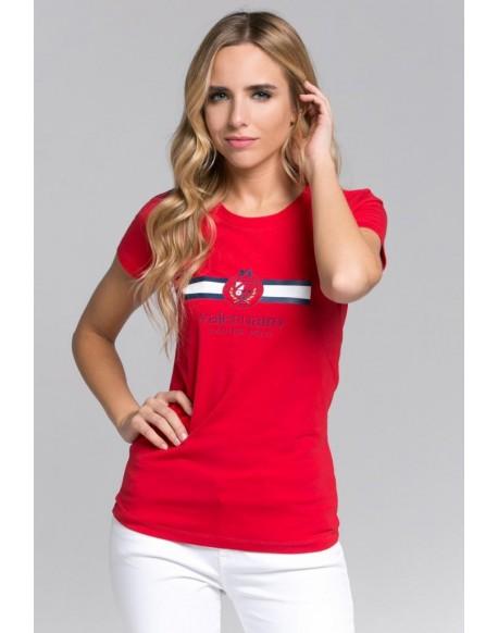 Valecuatro red flag shirt