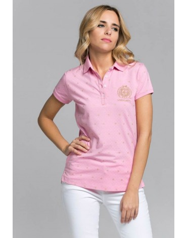 Valecuatro polo shirt fantasy pink