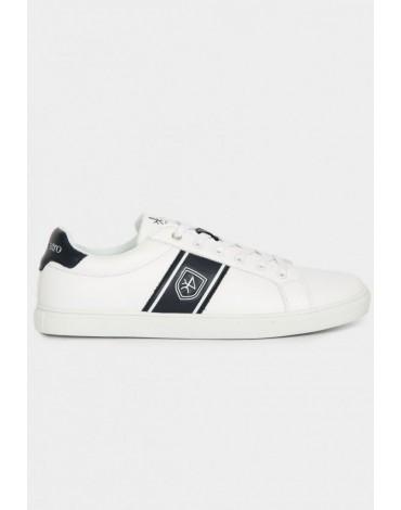 Valecuatro sneakers white logo