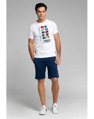 Valecuatro nau white tshirt