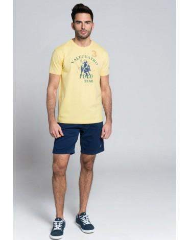 Valecuatro camiseta jugador amarillo