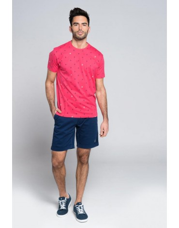 Valecuatro camiseta logos coral