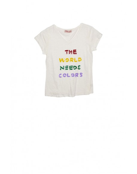MdM camiseta lentejuelas