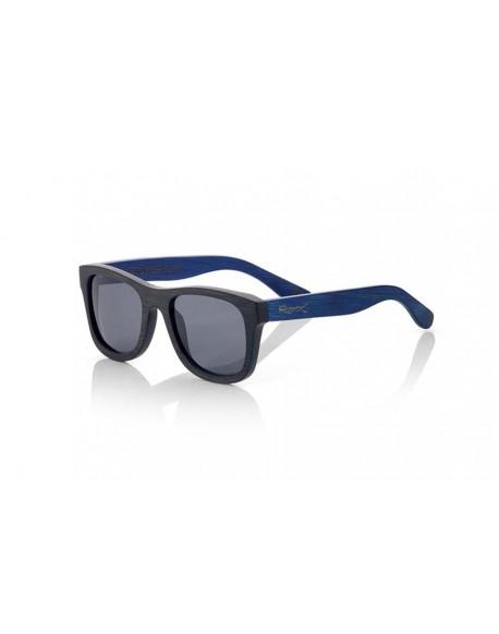 Gafas sol madera Root azul