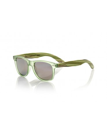 Root glasses bamboo ska green