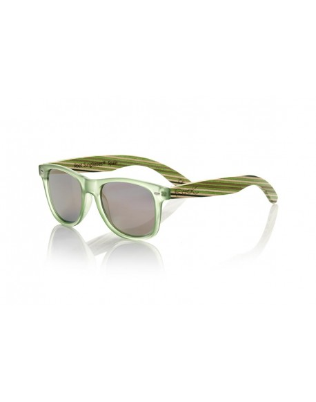 Root glasses bamboo ska green