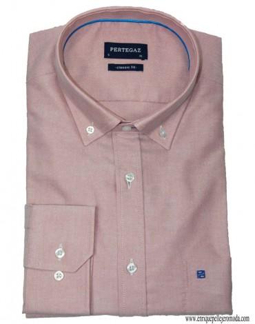 Pertegaz pink shirt