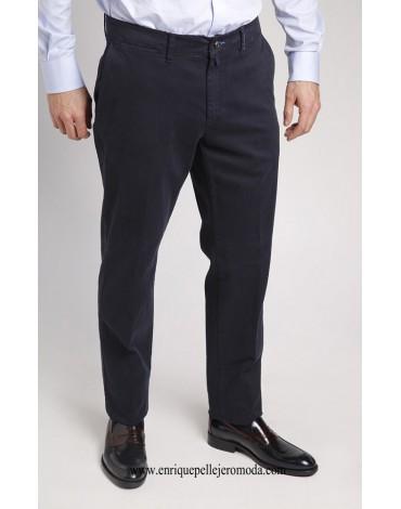 Pertegaz navy blue chino pant