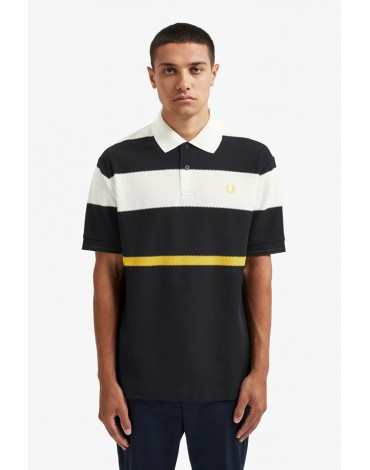 Fred Perry polo rayas