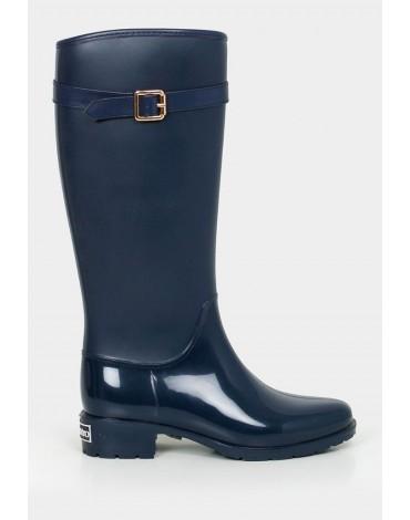 Valecuatro water boots navy blue