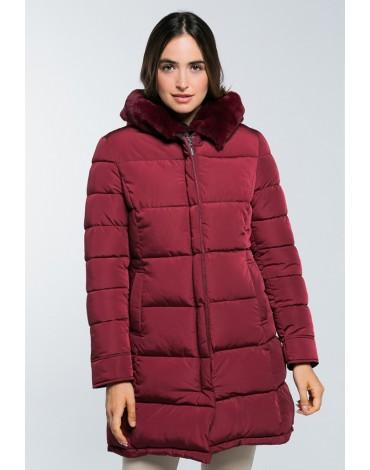 Valecuatro reversible padded jacket