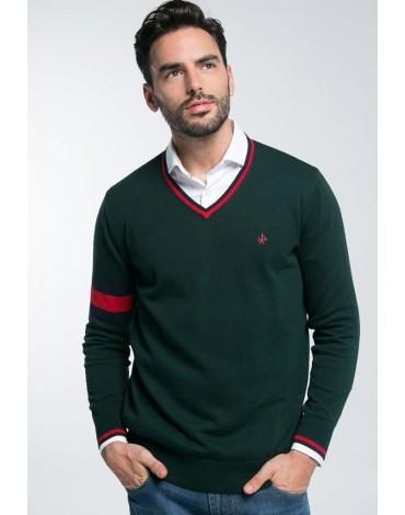 Valecuatro jersey banda verde