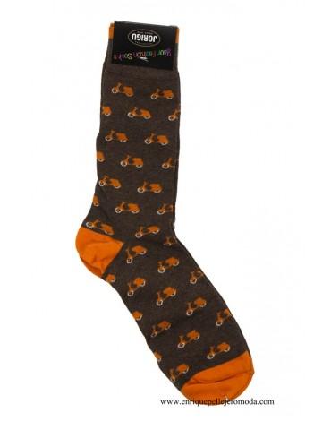 Vespa ocher Jorigu socks