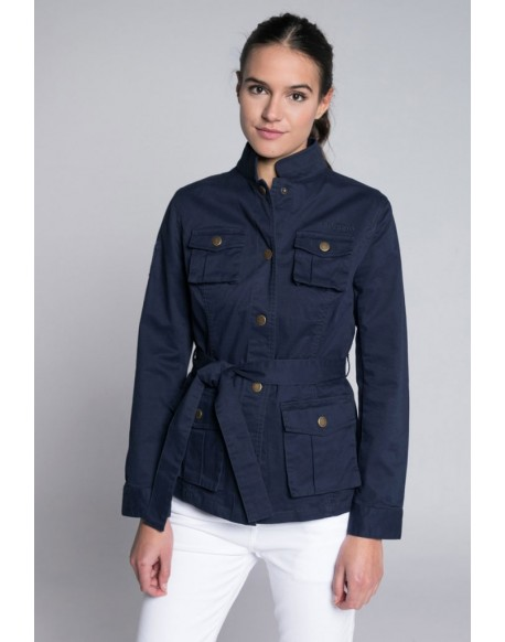 Valecuatro woman Saharan navy blue