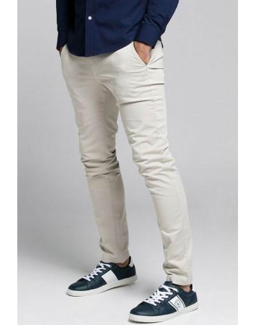 Valecuatro pantalones chinos beige