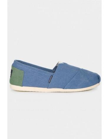 Valecuatro classic espadrille blue