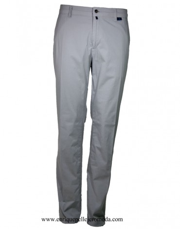 Pertegaz light gray chinos