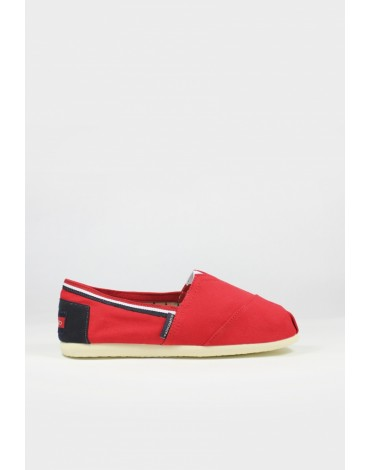 Valecuatro espadrille red flag