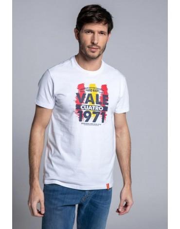Valecuatro white t-shirt Spain