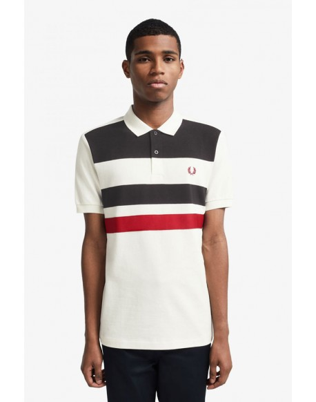 Fred Perry polo cinta deportiva