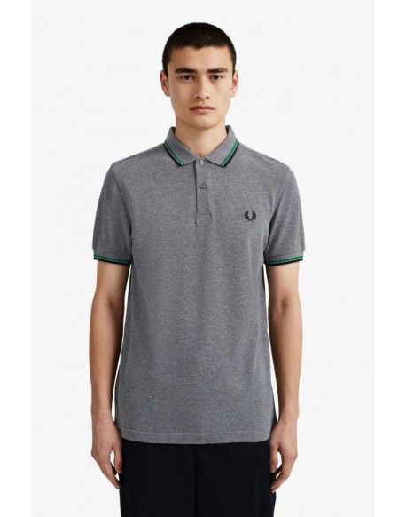 Fred Perry polo gris M3600