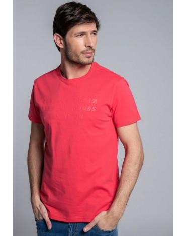 Valecuatro vintage coral t-shirt