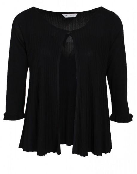 SMF women's black jacket
