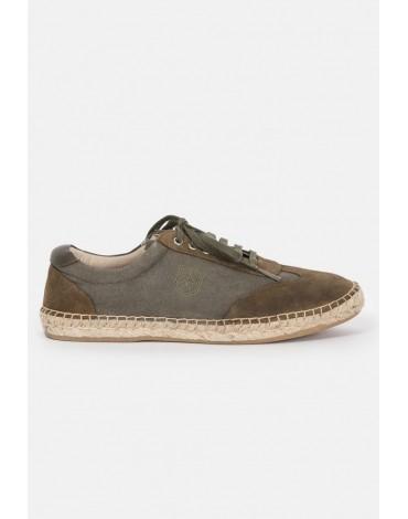 Valecuatro khaki sneakers