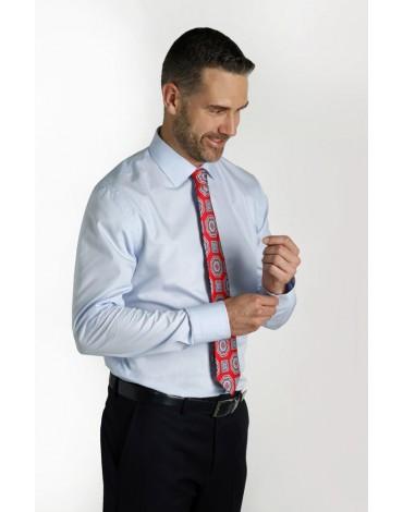 Camisa vestir celeste Enrique Pellejero