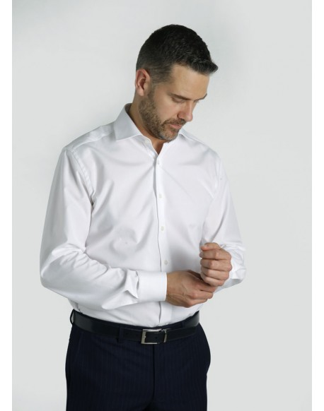Camisa blanca vestir Enrique Pellejero