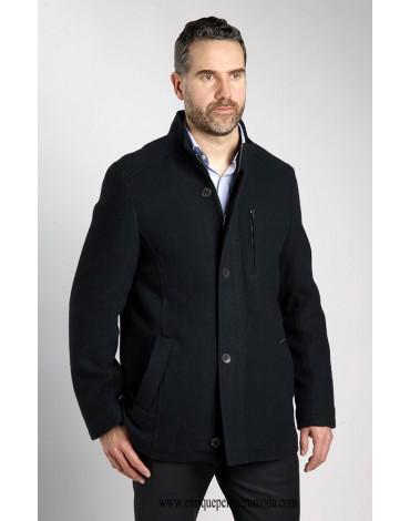 Pertegaz men's winter navy jacket