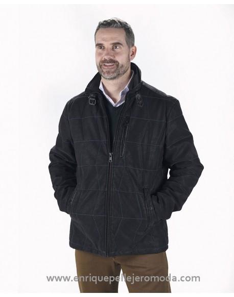 Pertegaz navy blue pea coat