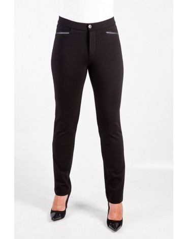 Waltron black leggin pants