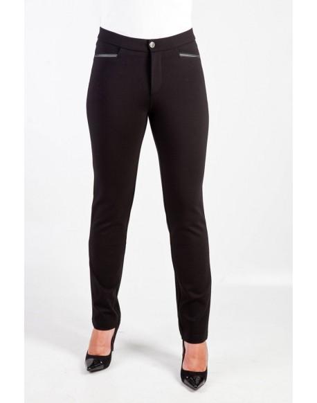 Waltron black leggin pants