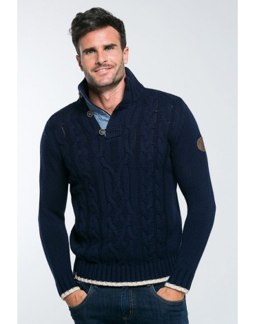 Valecuatro jersey ochos azul marino
