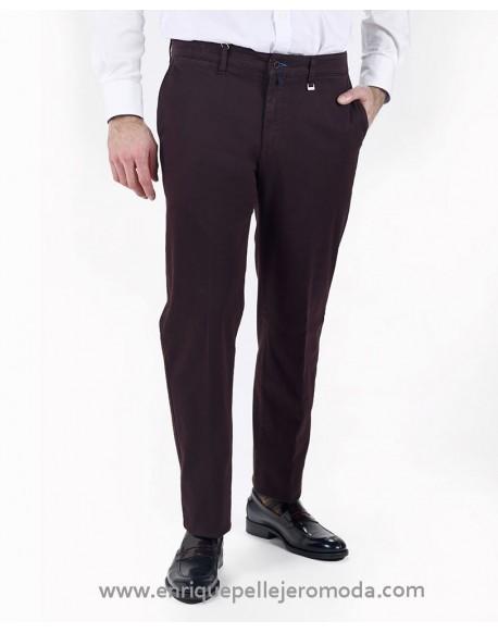 Pertegaz pantalón chino marrón