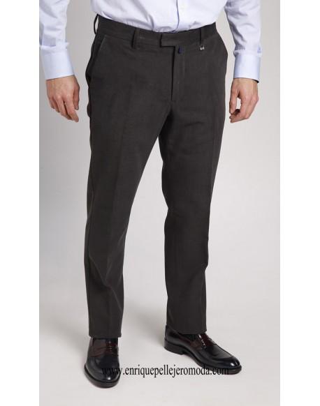 Pertegaz pantalón vestir gris