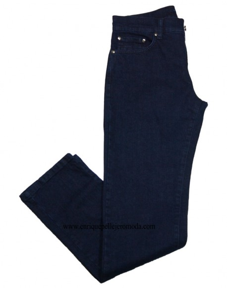 Pertegaz dark blue jeans man