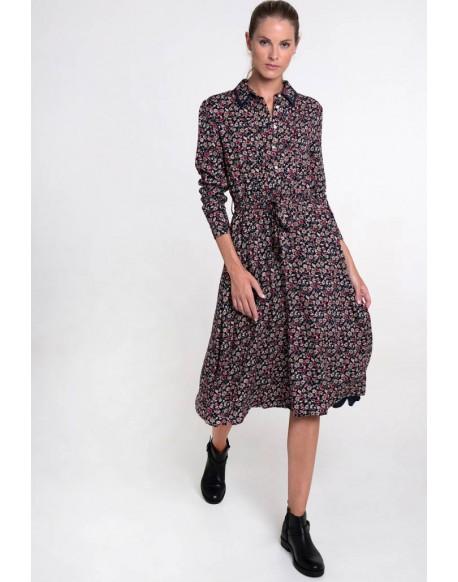 Valecuatro floral print dress