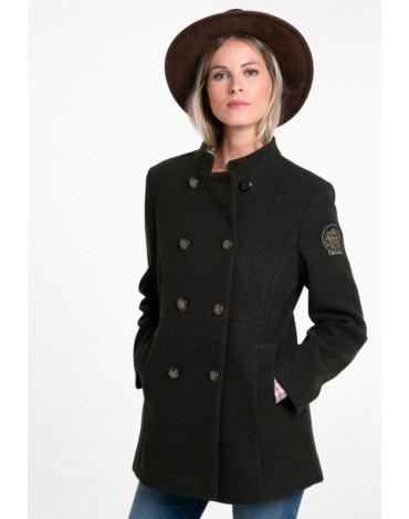 Valecuatro chaqueta verde Boon