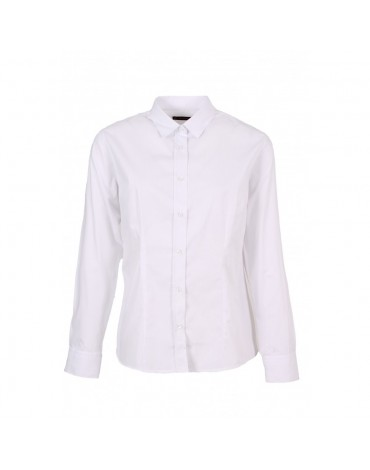 SMF camisa blanca mujer