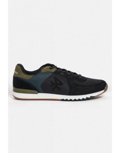 Valecuatro navy blue sneakers