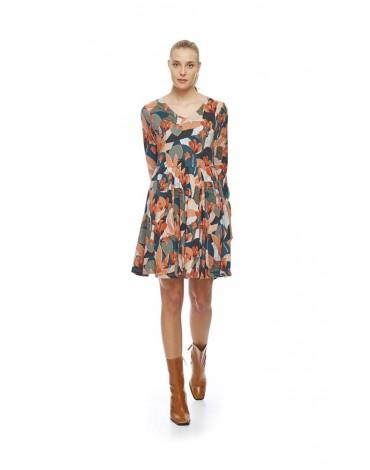MdM vestido estampado floral