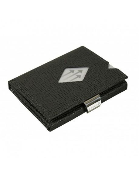 Exentri black mosaic wallet