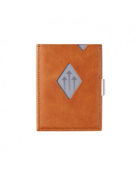 Exentri leather wallet man