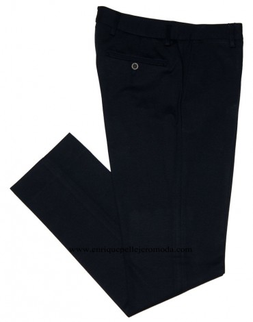 Pertegaz navy dress trousers