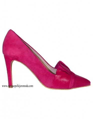 Zapatos fucsia Daniela shoes