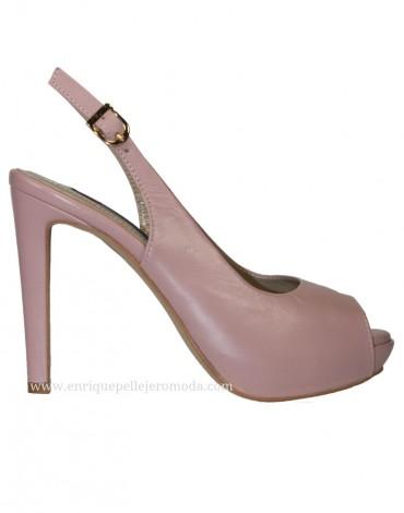 Daniela nude sandal